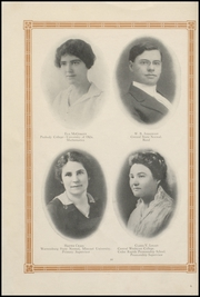 Page 12, 1917 Edition, Ramona High School - El Lobo Yearbook (Ramona, OK) online yearbook collection