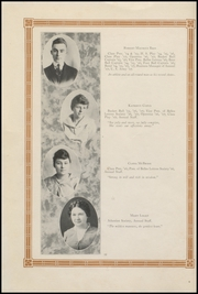 Page 14, 1917 Edition, Ramona High School - El Lobo Yearbook (Ramona, OK) online yearbook collection