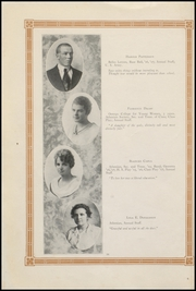 Page 16, 1917 Edition, Ramona High School - El Lobo Yearbook (Ramona, OK) online yearbook collection