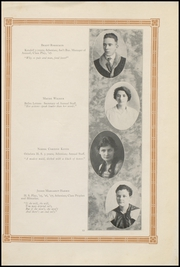 Page 17, 1917 Edition, Ramona High School - El Lobo Yearbook (Ramona, OK) online yearbook collection