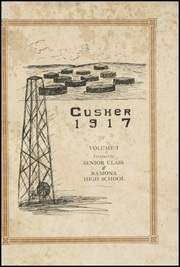 Page 3, 1917 Edition, Ramona High School - El Lobo Yearbook (Ramona, OK) online yearbook collection