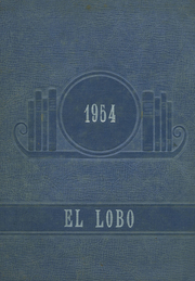 Page 1, 1954 Edition, Ramona High School - El Lobo Yearbook (Ramona, OK) online yearbook collection