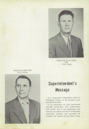 Page 7, 1954 Edition, Ramona High School - El Lobo Yearbook (Ramona, OK) online yearbook collection