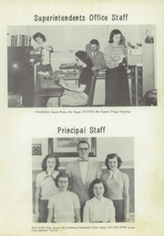 Page 9, 1954 Edition, Ramona High School - El Lobo Yearbook (Ramona, OK) online yearbook collection