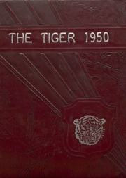 1950 Edition, Jet High School - Tiger Yearbook (Jet, OK)