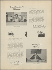 Page 11, 1953 Edition, Jet High School - Tiger Yearbook (Jet, OK) online yearbook collection