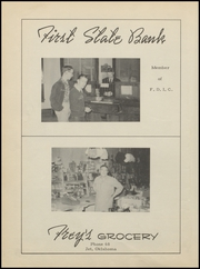 Page 12, 1953 Edition, Jet High School - Tiger Yearbook (Jet, OK) online yearbook collection