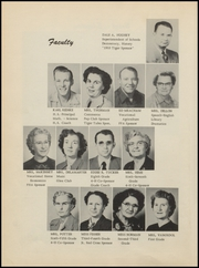Page 14, 1953 Edition, Jet High School - Tiger Yearbook (Jet, OK) online yearbook collection