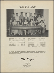 Page 7, 1953 Edition, Jet High School - Tiger Yearbook (Jet, OK) online yearbook collection