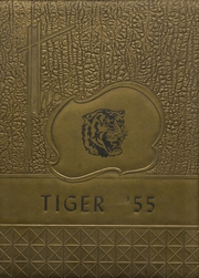 1955 Edition, Jet High School - Tiger Yearbook (Jet, OK)