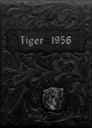 1956 Edition, Jet High School - Tiger Yearbook (Jet, OK)