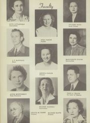 Page 10, 1946 Edition, Bagley HigH School - Cardinal Yearbook (Tahlequah, OK) online yearbook collection