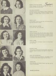 Page 14, 1946 Edition, Bagley HigH School - Cardinal Yearbook (Tahlequah, OK) online yearbook collection