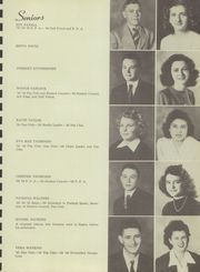 Page 17, 1946 Edition, Bagley HigH School - Cardinal Yearbook (Tahlequah, OK) online yearbook collection