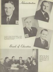 Page 8, 1946 Edition, Bagley HigH School - Cardinal Yearbook (Tahlequah, OK) online yearbook collection