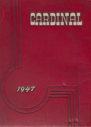 1947 Edition, Bagley HigH School - Cardinal Yearbook (Tahlequah, OK)