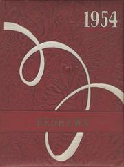 1954 Edition, Kaw City High School - Red Hawk Yearbook (Kaw City, OK)