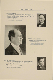 Page 14, 1914 Edition, Southwestern Oklahoma State University - Bulldog Yearbook (Weatherford, OK) online yearbook collection