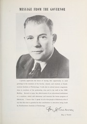 Page 11, 1948 Edition, Southwestern Oklahoma State University - Bulldog Yearbook (Weatherford, OK) online yearbook collection