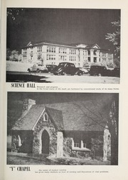Page 17, 1948 Edition, Southwestern Oklahoma State University - Bulldog Yearbook (Weatherford, OK) online yearbook collection