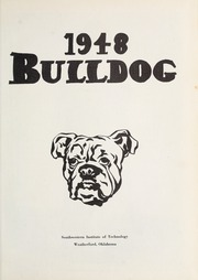 Page 5, 1948 Edition, Southwestern Oklahoma State University - Bulldog Yearbook (Weatherford, OK) online yearbook collection