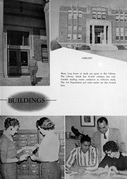 Page 11, 1958 Edition, Southwestern Oklahoma State University - Bulldog Yearbook (Weatherford, OK) online yearbook collection