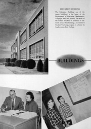 Page 12, 1958 Edition, Southwestern Oklahoma State University - Bulldog Yearbook (Weatherford, OK) online yearbook collection