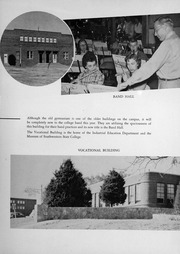 Page 13, 1958 Edition, Southwestern Oklahoma State University - Bulldog Yearbook (Weatherford, OK) online yearbook collection