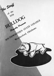 Page 5, 1958 Edition, Southwestern Oklahoma State University - Bulldog Yearbook (Weatherford, OK) online yearbook collection
