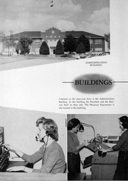 Page 8, 1958 Edition, Southwestern Oklahoma State University - Bulldog Yearbook (Weatherford, OK) online yearbook collection