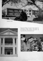 Page 9, 1958 Edition, Southwestern Oklahoma State University - Bulldog Yearbook (Weatherford, OK) online yearbook collection