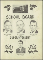 Page 13, 1949 Edition, Bearden High School - Nokusa Yearbook (Bearden, OK) online yearbook collection