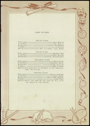 Page 9, 1949 Edition, Bearden High School - Nokusa Yearbook (Bearden, OK) online yearbook collection