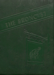 Page 1, 1957 Edition, Hillsdale High School - Bobcat Yearbook (Hillsdale, OK) online yearbook collection