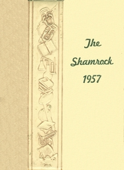 Page 1, 1957 Edition, Shamrock High School - Shamrock Yearbook (Shamrock, OK) online yearbook collection