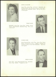 Page 17, 1957 Edition, Shamrock High School - Shamrock Yearbook (Shamrock, OK) online yearbook collection