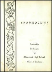 Page 7, 1957 Edition, Shamrock High School - Shamrock Yearbook (Shamrock, OK) online yearbook collection