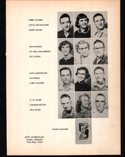 Page 17, 1954 Edition, Lake Valley High School - Pirate Yearbook (Lake Valley, OK) online yearbook collection