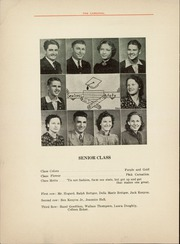Page 10, 1939 Edition, Arcadia High School - Cardinal Yearbook (Arcadia, OK) online yearbook collection