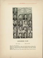 Page 14, 1939 Edition, Arcadia High School - Cardinal Yearbook (Arcadia, OK) online yearbook collection