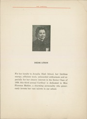 Page 7, 1939 Edition, Arcadia High School - Cardinal Yearbook (Arcadia, OK) online yearbook collection
