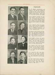 Page 9, 1939 Edition, Arcadia High School - Cardinal Yearbook (Arcadia, OK) online yearbook collection