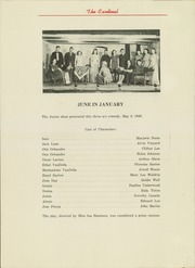 Page 18, 1940 Edition, Arcadia High School - Cardinal Yearbook (Arcadia, OK) online yearbook collection