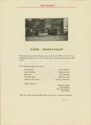 Page 22, 1940 Edition, Arcadia High School - Cardinal Yearbook (Arcadia, OK) online yearbook collection