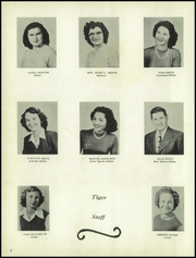 Page 10, 1951 Edition, Milfay High School - Tiger Yearbook (Milfay, OK) online yearbook collection