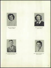 Page 13, 1951 Edition, Milfay High School - Tiger Yearbook (Milfay, OK) online yearbook collection