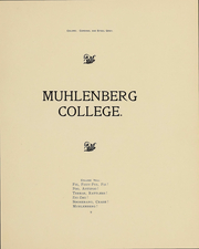 Page 9, 1903 Edition, Muhlenberg College - Ciarla Yearbook (Allentown, PA) online yearbook collection