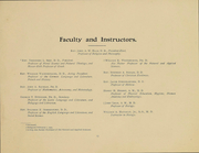 Page 16, 1905 Edition, Muhlenberg College - Ciarla Yearbook (Allentown, PA) online yearbook collection