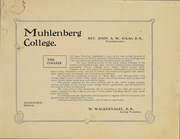 Page 2, 1905 Edition, Muhlenberg College - Ciarla Yearbook (Allentown, PA) online yearbook collection