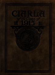 Muhlenberg College - Ciarla Yearbook (Allentown, PA) online yearbook collection, 1915 Edition, Page 1